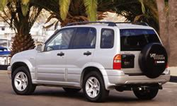 2002 Suzuki Grand Vitara Reviews 2002 Suzuki Grand Vitara Photos Pics Gallery