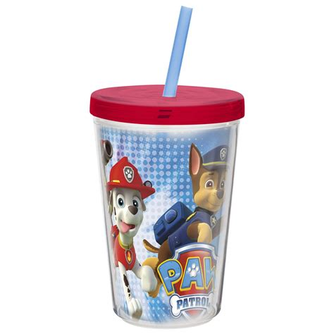 Wall Desk Designs Paw Patrol Tumbler With Straw For Sale Chase Rubble