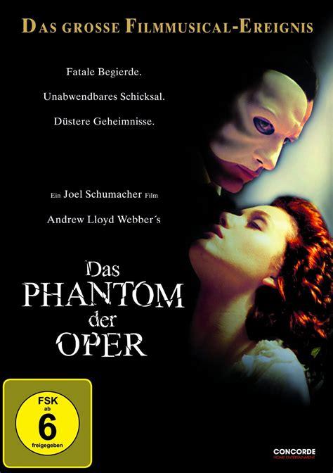 das phantom der oper dvd musical