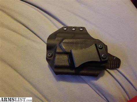glock 19 iwb holster with light armslist for sale trade light bearing iwb holster for