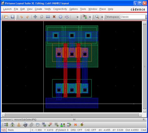 virtuoso layout xl tutorial sweep