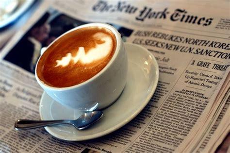 Caffè a New York: dove andare per non rimanere delusi