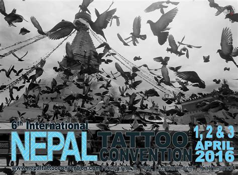 tattoo history in nepal for the 6th time the nepal tattoo convention open it 180 s