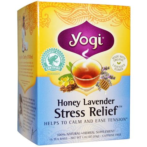 Honey Lavender Stress Relief Yogi During Detox by The 25 Best Stress Relief Ideas On Stress