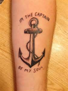 30 amazing anchor tattoos on arm