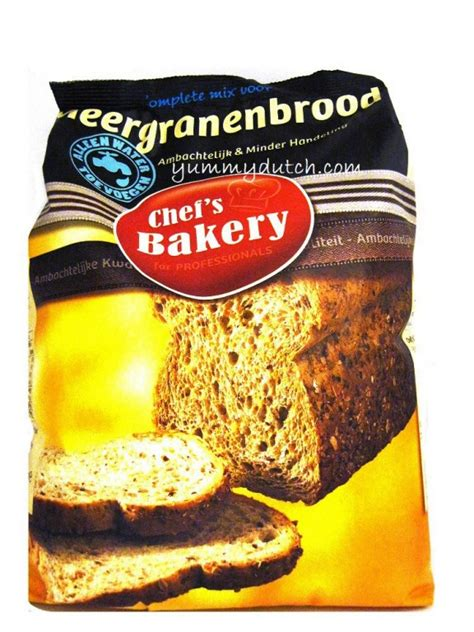 Multigrain Mix 1 Kg multigrain bread mix 2kg chefs bakery