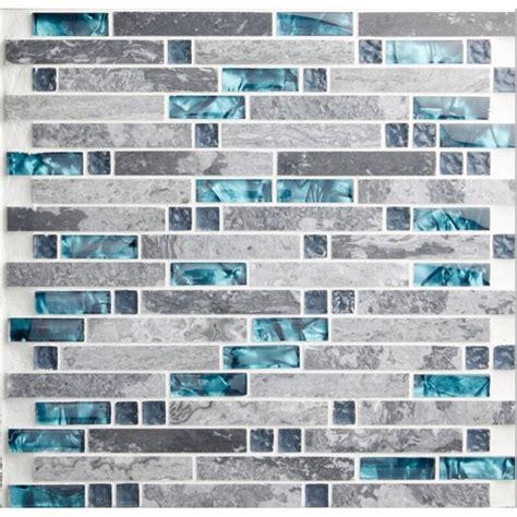 blue glass tile kitchen backsplash gray marble backsplash tiles teal blue glass mosaic wall tile