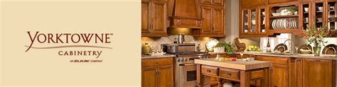 Yorktowne Kitchen Cabinets yorktowne hickory cabinets kitchen bath philadelphia