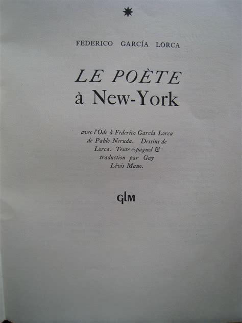 poesie  york