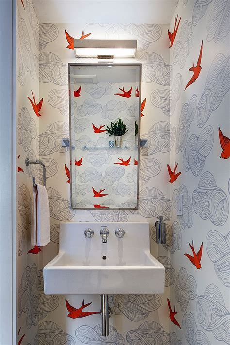 How to Design a Picture Perfect Powder Room