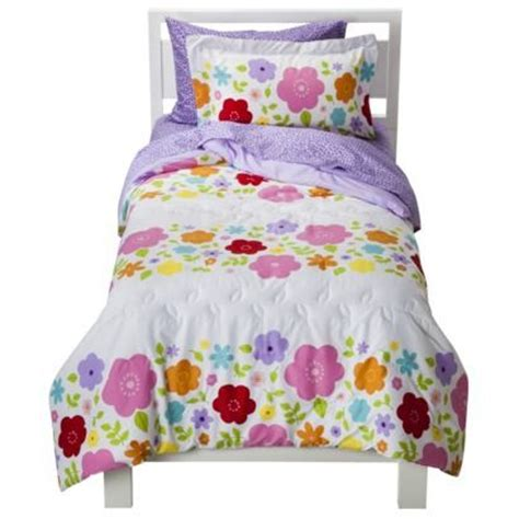 Circo Bedding Sets 5 Pc Circo 174 Bloom Bed Set Comforter Sham Pillowcase Sheet Set 50 00 Bedding