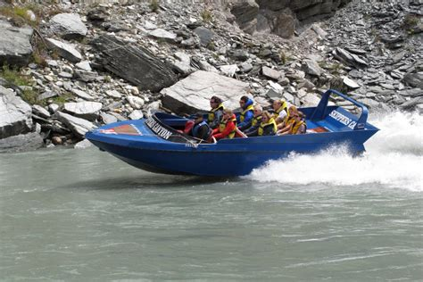 skippers canyon jet boat new zealand wine hiking opera and jet boats plenty to do down under
