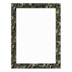 camo templates woodland camouflage background template postcard zazzle