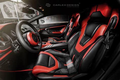 lamborghini custom interior custom lamborghini gallardo by carlex design