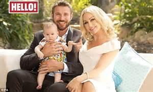 I Lost A Baby Just After I Married Tom Says Kidman by Rihanoff And Ben Cohen Show Baby Mila As They