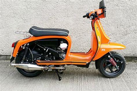 3 motor vespa edisi ulang tahun siap masuk indonesia ingat lambretta skuter retro ini siap masuk asia