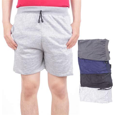 Makronice Paket 3 4 Pcs paket 4 pcs celana pendek pria buat nongkrong gahul
