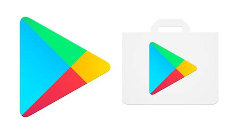 play store menu drops the shopping bag from the play store icon