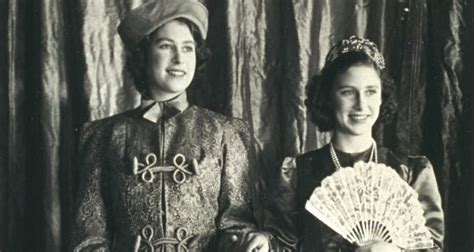 film queen and princess margaret the princesses and v e day jaquo lifestyle magazine