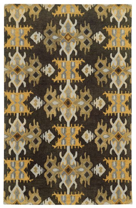 jam rug bahama jamison jam 53305 black gold 187 at home in the valley store