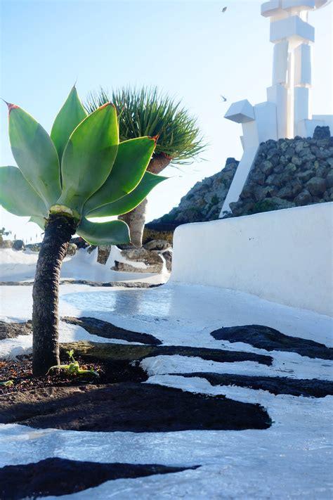 lanzarote turisti per caso monumento al cesino viaggi vacanze e turismo