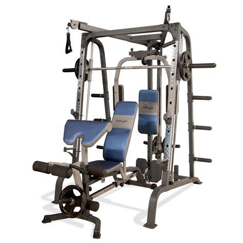 banc fitness moovyoo smith machine cobra bancs de musculation