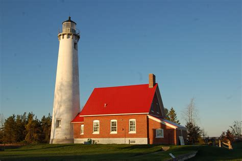 lighthouse pools trees 26 things to do in michigan this winter travel the mitten
