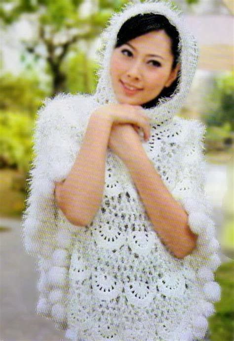 7 Beautiful Ponchos by 218 Best Chal En Crochet Images On Chal