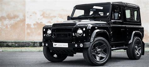 Kahn Se Despide Del Land Rover Defender Por Todo Lo Alto