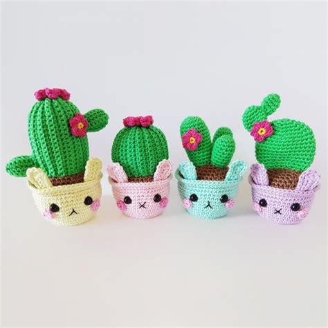 pattern cactus amigurumi cactus bunnies amigurumi pattern amigurumipatterns net
