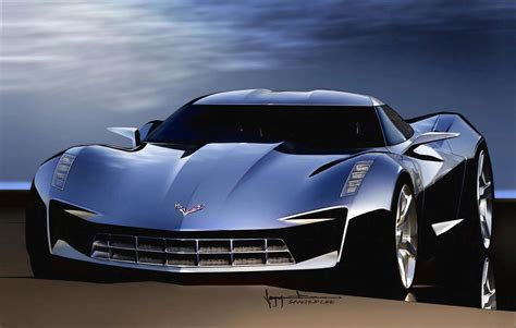 future corvette stingray sangyup lee to head exterior design at bentley