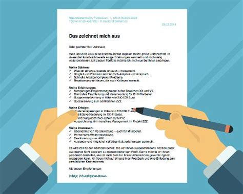 Bewerbung Muster Qualifikationsprofil Die Quot Dritte Seite Quot In Der Bewerbung Qualifikationsprofil