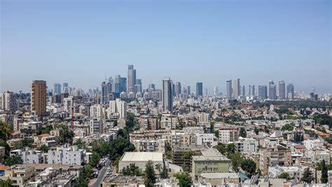 tel aviv future skyline tel aviv future skyline 20771 linepc
