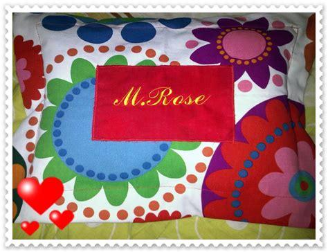 Upah Sarung Bantal salmas design sarung bantal kanak kanak