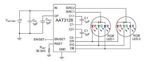 rgb led circuit diagram rgb led circuit diagram