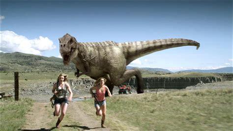 films over dinosaurus cowboys vs dinosaurs trailer better than jurassic world