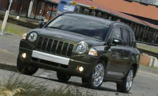 Jeep Compass 2008 Car And Driver