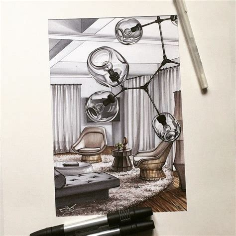 interior sketches 1000 ideas about interior sketch on pinterest
