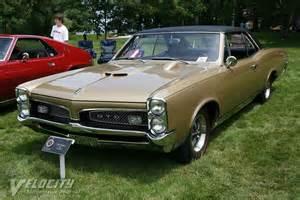 Pontiac Gto Tempest 1967 Pontiac Tempest Gto Information