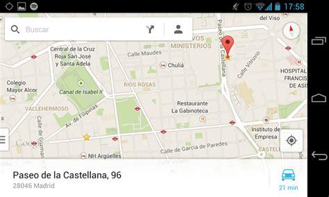 punto de ubicacion c 243 mo obtener rutas de un punto del mapa a otro en el nuevo