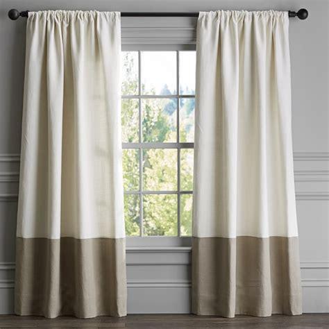williams sonoma curtains curtains drapes williams sonoma