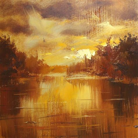 W Painting Technique by Guzenko Pavel Artist Work