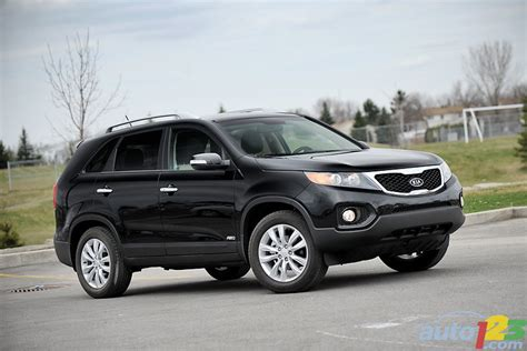 Kia Sorento Reviews 2011 List Of Car And Truck Pictures And Auto123