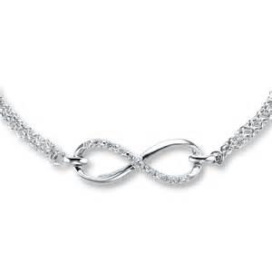 Infinity Bracelet Infinity Bracelet Sterling Silver