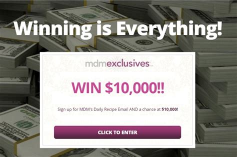 Mydailymoment Sweepstakes - mdmexclusives com sweepstakes and instant win game sweepstakesbible
