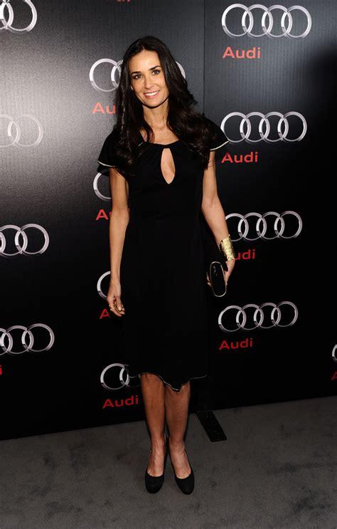 demi moore  black dress demi moore clothes