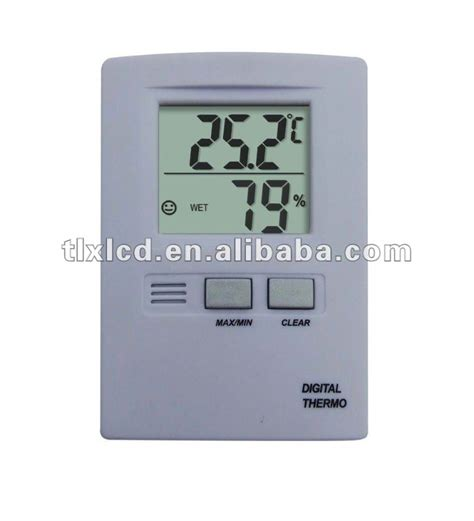 Digital Thermometer Model 303c Thermo Hygrometer 3 Parameter digital hygrometer thermometer with max min records buy