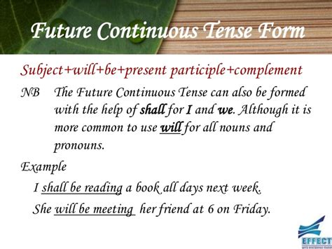 question of future continuous tense the future continuous tense