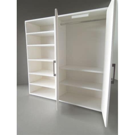 Wardrobe Shelving Unit Modern Dollhouse Furniture M112 Pods Dakota Wardrobe