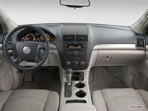 Saturn Outlook Interior by 2007 Saturn Outlook Prices Reviews And Pictures U S